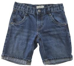 Name it blå denim shorts str. 134