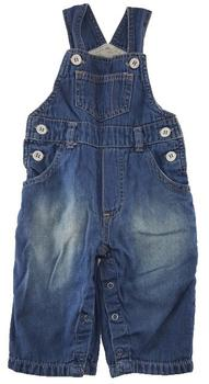 Name it blå denim overall's str. 68