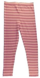 Milk copenhagen pudderfarvede stribede leggings str. 122-128