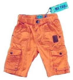 Nye Me Too orange lange shorts