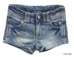 H&M korte denim shorts str. 104