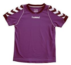 Hummel lilla sports T-shirt str. 128