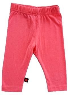 Molo neon pink leggings