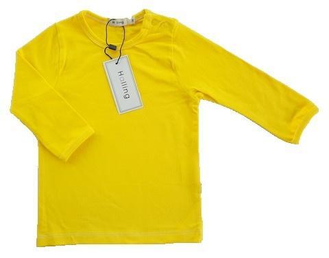 Afholte Halling gul langærmet T-shirt IP-72