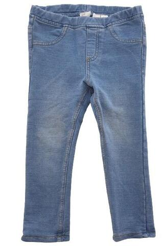 H&M lyse denim jeggings str. 92