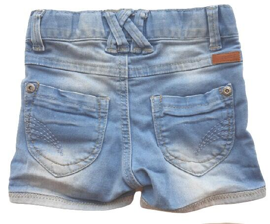 Name it lyse denim shorts str. 80