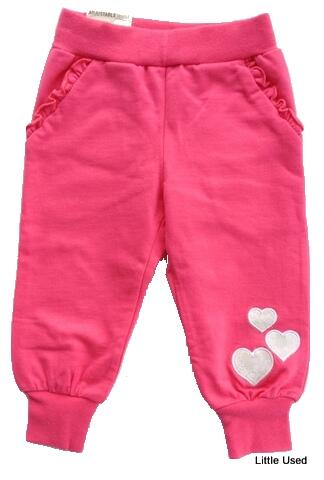 Ny Name it pink sweat pants str. 80