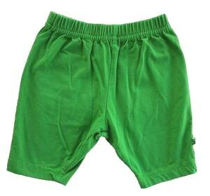 Småfolk grønne baby shorts str. 68