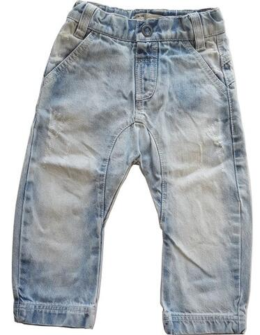 Name it lyse denim bukser str. 80
